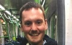Benjamin Wyatt, from Bath, was last seen at Half Moon Bay, a beach in Melbourne